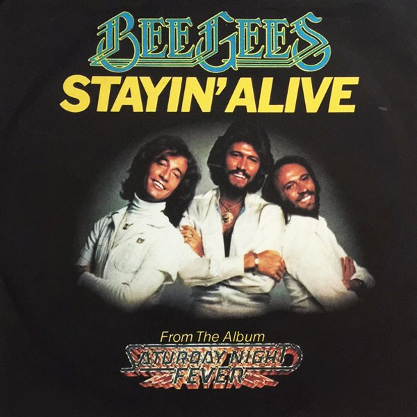 Bee Gees Stayin Alive Dj Charly Nievas